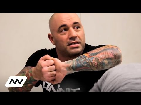 Joe Rogan Teaches the Jiu Jitsu