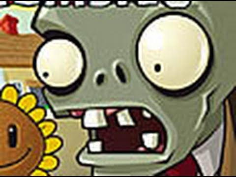 CGR Undertow - PLANTS VS. ZOMBIES for Xbox 360 Video Game Review Music Videos