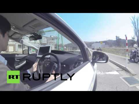 In hi-tech Japan, car drives you: Driverless autos for ultra-ageing society