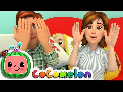 Peek A Boo Song | CoCoMelon Nursery Rhymes & Kids Songs
