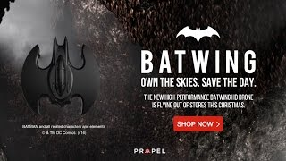 Batwing HD, RC Drone
