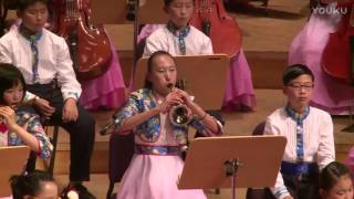 The Silk Road 丝绸之路 Shanghai Minhang Youth Chinese Traditional Orchestra