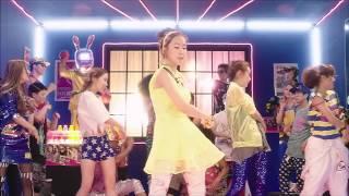 CRAYON POP (크레용팝) 'Saturday Night' MV/CG Ver. 뮤직비디오