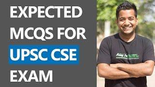 Roman Saini - Expected MCQs on Current Affairs for Government Exams (UPSC CSE/IAS Exam)