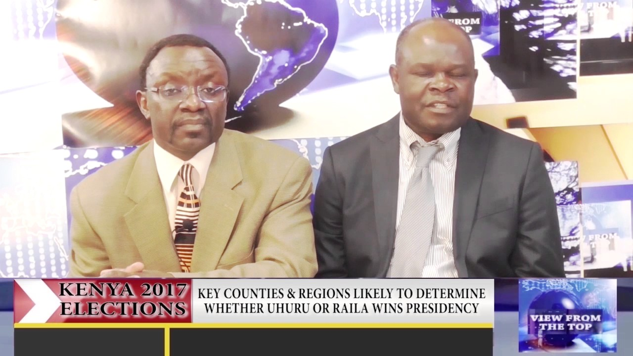 VIDEO: Diaspora Perspective-Key regions that will determine Kenya's next president