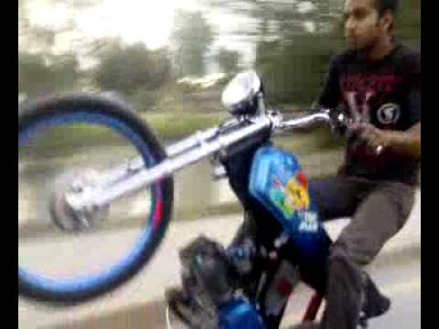 One Wheeling By Waqas switch (Paki Style)