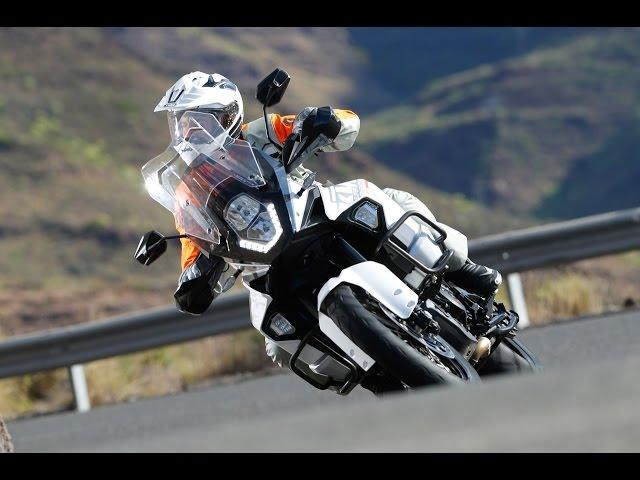 Vid�o Essai KTM 1290 Super Adventure : Colosse aux pieds agiles !