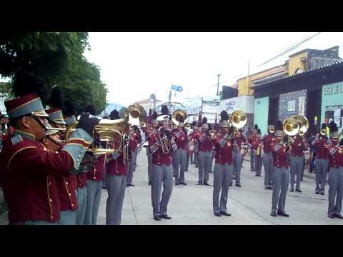 CORUÑA MARCHING BAND 2010