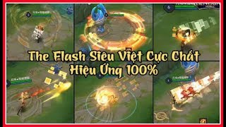 [ Khói Moba ] - Hot Hot Skin mới The Flash Siêu Việt lần đầu xuất hiện
