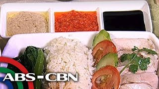 UKG: Hainanese chicken rice recipe