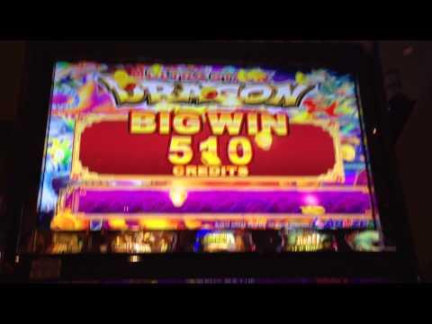 aruze duel dragon slot machine