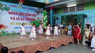Lời Chào của Em - Mầm 1 || Lễ Tổng Kết Trường Mầm Non Thảo Nguyên 2016