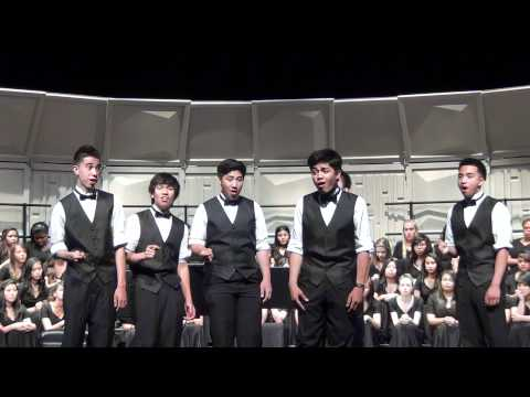 Public Display of Acapella - For the Longest Time
