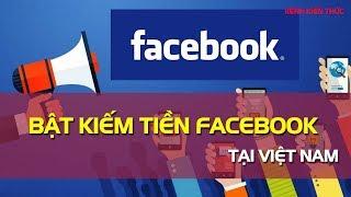 Cách BẬT KIẾM TIỀN bằng video trên Facebook bằng cách thay đổi quốc gia