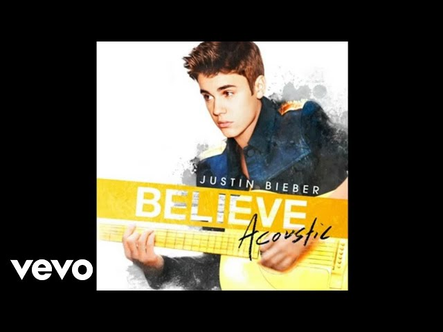 Justin Bieber - Be Alright (Acoustic) (Audio)