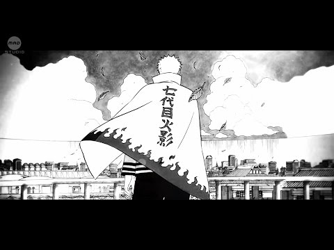 Naruto Shippuden AMV/MAD - ナルト - 疾風伝- 【The Tale of a Hero】