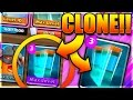 CLONE SPELL RELEASED!! // Clash Royale