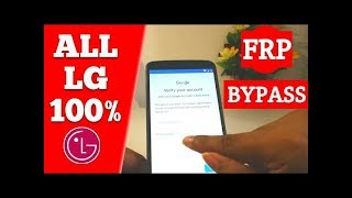 🔥LG FRP BYPASS 2019 | Without PC | Fix Unknown Sources | Remove Google Account FRP #AndroidUnlock