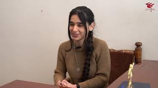 700 bal toplayan Səbinə İsmayılova uğurun sirrini açıqladı