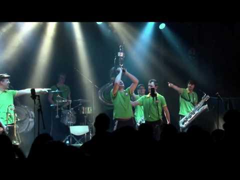 Green Hornet - Blassportgruppe live 2009 feat. Christoph Moschberger
