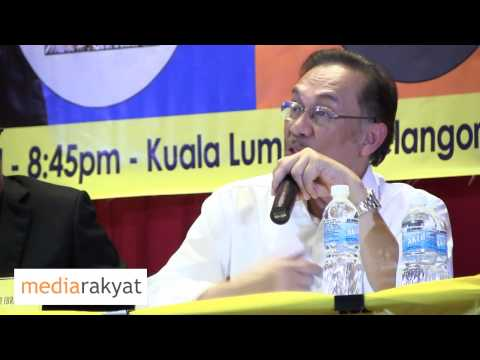 Anwar Ibrahim: The New Economic Policy Now Is Proven To Enrich The Families & Cronies Of Umno video
