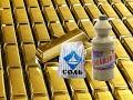 Как растворить золото из радиодеталей подручными средствами