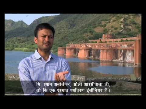 SAVE MANSAGAR - The Renovated Jal mahal
