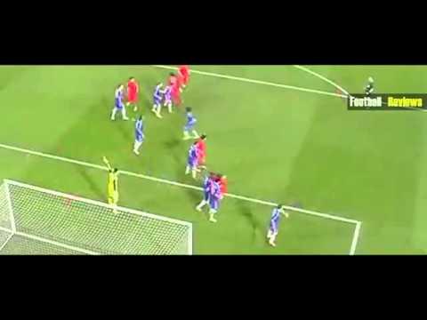 Thiago Silva gol Chelsea-Psg 2-2 (11/03/2015)