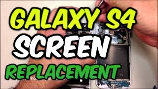 Samsung Galaxy S4 LCD Screen Repair Guide
