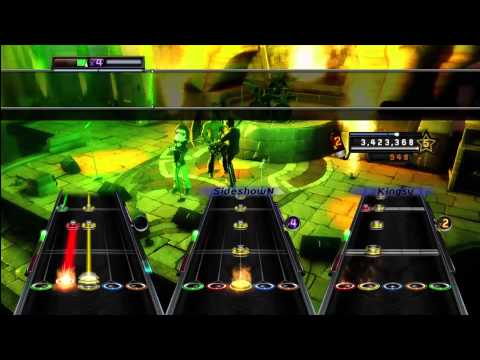 Talk Dirty to Me - Poison Expert Full Band Guitar Hero: Warriors of Rock