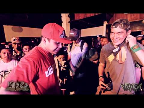 Fliptop - Zaito Vs Batang Rebelde video