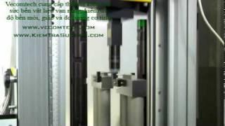 Đo độ dai va đập Charpy theo ASTM D6110 Instron 9250H