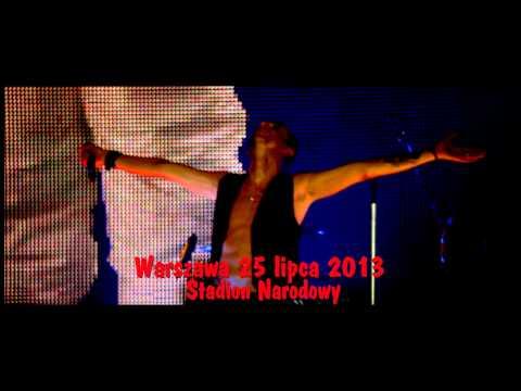 DEPECHE MODE - 25.07.2013 - Stadion Narodowy W Warszawie