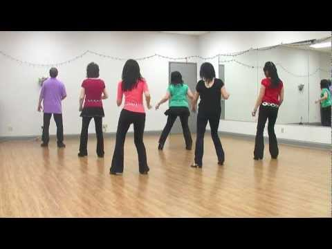 Crank It Up - Line Dance (Dance & Teach in English & )