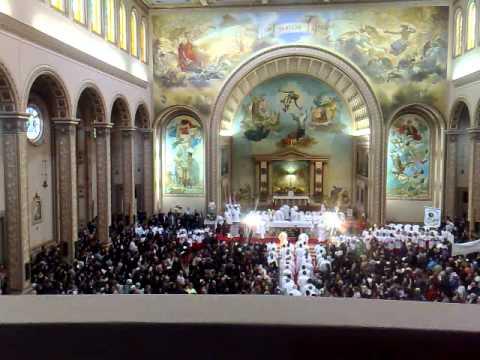 Entrada Marcha da Igreja