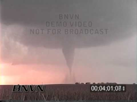 9/22/2001 Saronville, NE Tornado Video