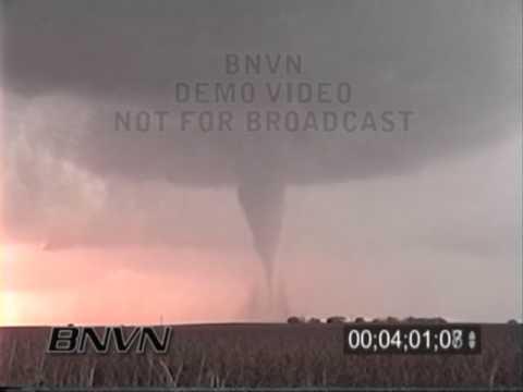 9/22/2001 Saronville, NE Tornado Video