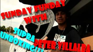 download lagu Sunday Funday With Peter Villalba / Supra Unboxing gratis