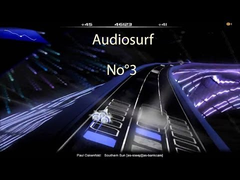 Audiosurf - Dame Pave Low CoD Song
