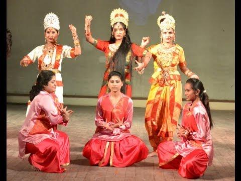 Maa Saraswati, Maa Durga, Maa Laxmi - Vandana Dance - Kala Ankur Ajmer video