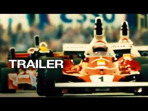 Rush Official Trailer #1 (2013) - Chris Hemsworth, Ron Howard Racing Movie HD