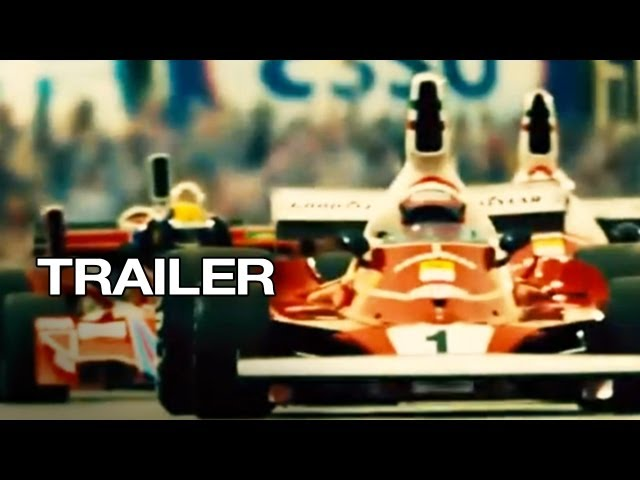 Rush Official International Trailer #1 (2013) - Chris Hemsworth, Ron Howard Racing Movie HD