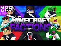 Minecraft FACTIONS Lets Play! Episode 225 | NEW BASE