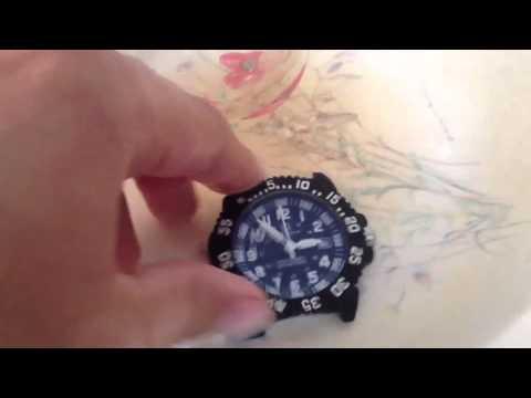 ทดสอบแช่เแข็งนาฬิกา CANIVAL : Part 2