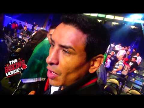 Rafael Marquez Immediate Reaction To Julio Cesar Chavez Quitting