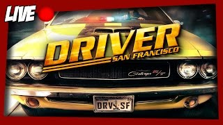 Online is dood, dus 1vs1 (Driver San Francisco PC Live)
