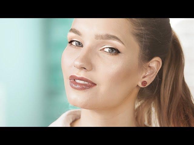 Дневной Макияж - #TANYAMAKEUP - Makeup Tutorial