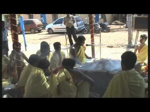 Rudra Homa By Sai Youths Of Shimoga. Karnataka video