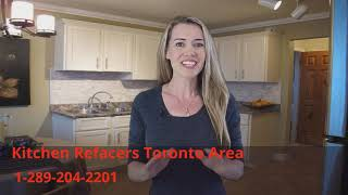 Kitchen Cabinet Refacing, Painting, Refinishing Toronto, Brampton.https://www.kitchenrefacers.ca/
