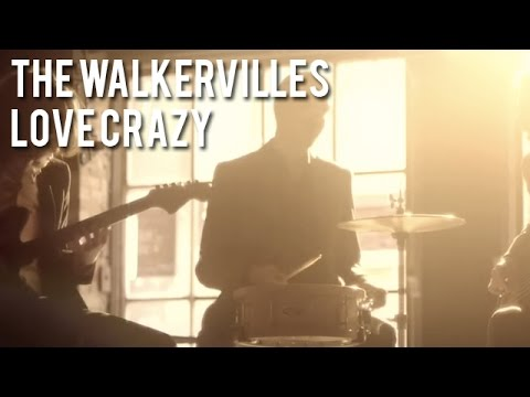 The Walkervilles - Love Crazy